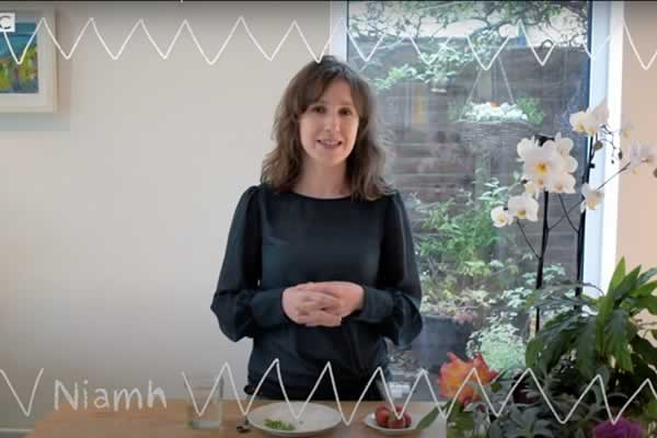 Mindfulness – Parents and Children (ages 8-10 years old) with NiamhHouton